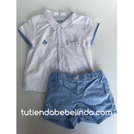 Conjunto pantalón y camisa mayoral