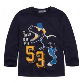 Camiseta niño manga larga Gogogo Canada House