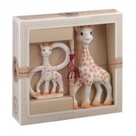 Set jirafa Sophie y mordedor jirafa Sophie