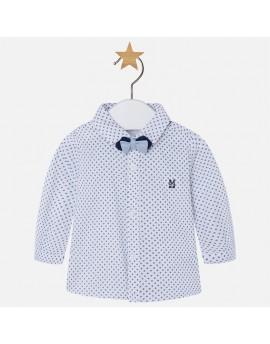 Camisa con pajarita