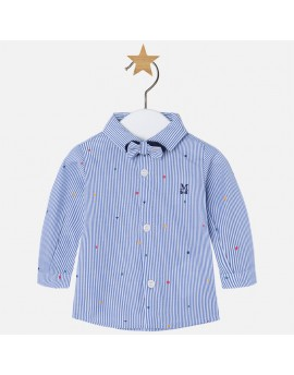 Camisa pajarita