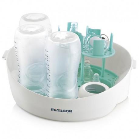 Esterilizador microondas Micro Warmy Miniland