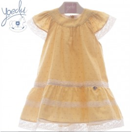 Vestido Infantil Padua Yoedu