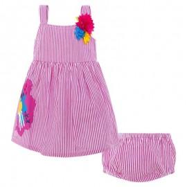 Vestido niña rayas Nature Fusión Tuc tuc