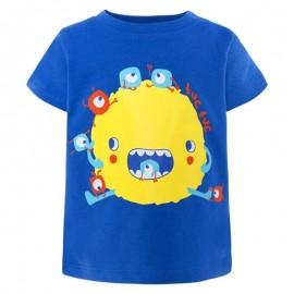 Camiseta niño Havana&friends tuc tuc
