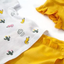 Conjunto niña pantalon y camiseta Bbmotivs Canada house