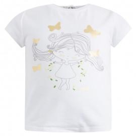 Camiseta niña manga corta Bbangie Canada House