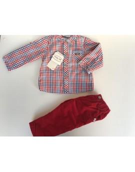Conjunto Camisa y Pantalón