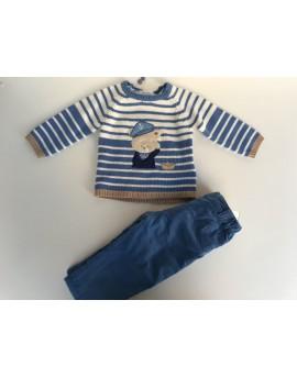 Conjunto Jersey y pantalón