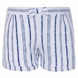 Pantalón corto niña rayas Bbstripes Canada House