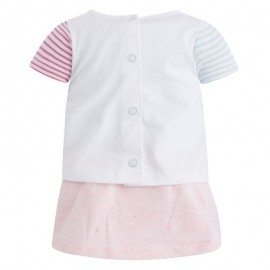 Conjunto niña camiseta y falda Minifaded Canada House