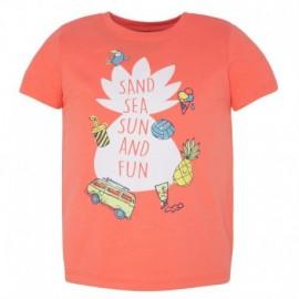 Camiseta niño manga corta Bbsun&Fun Canada House