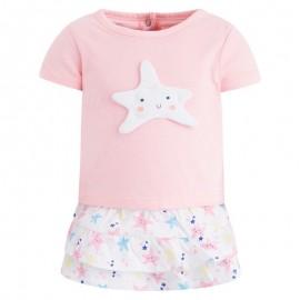 Conjunto bebé camiseta y braguita Minipopi Canada House