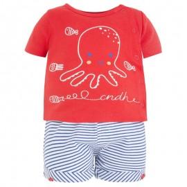 Conjuno niño camiseta y pantalón Minisailor Canada House