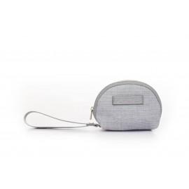 Portachupete gris