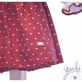 Conjunto falda niña Tin tín Yoedu