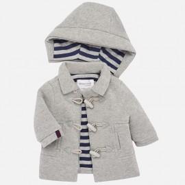 Trenka con capucha bebé Mayoral