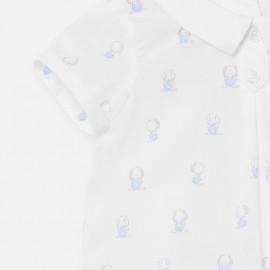 Conjunto camiseta y braguita Mayoral