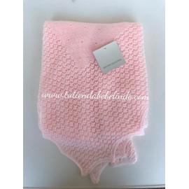 Toca perlé rosa Sedutex