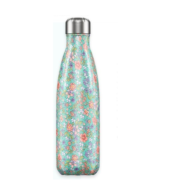 Botella Chillys Peonias