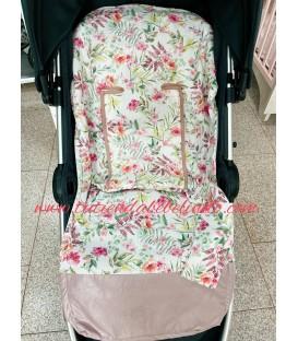 Colchoneta silla universal Flores Paz Rodríguez