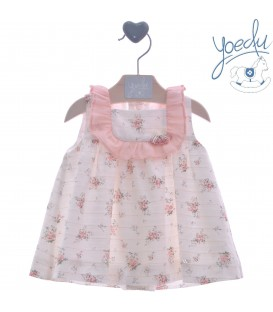 Vestido bebé Mimosa Yoedu
