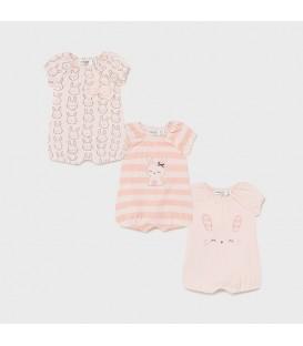 Pijama bebé niña Mayoral