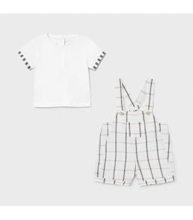 Conjunto peto y camiseta Mayoral