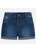 Pantalón corto tejano básico Mayoral